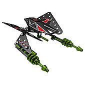 Meccano Space Chaos Raiders Silver Force