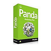 Panda Antivirus Pro 2015 (1 license - 1 year) DVD Box