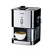 Breville VCF011 Instant Cappuccino Coffee Maker 800ml Milk Tank in Black