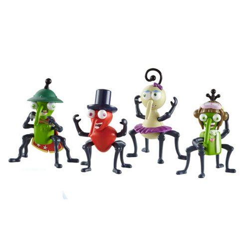 Bin Weevils Character Pack