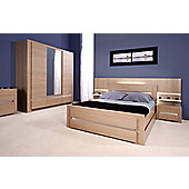 Parisot Shadow Bedroom Collection
