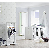 Tutti Bambini Sovereign 'Essentials' Bundle - High Gloss White