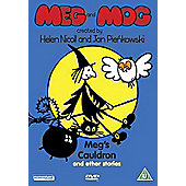 Meg And Mog Vol.2 DVD