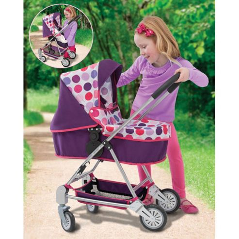 Mamas & Papas Urbo Dolls Pram in Sugar Spot