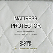 Catherine Lansfield ESSENTIAL Volume Mattress Protector single