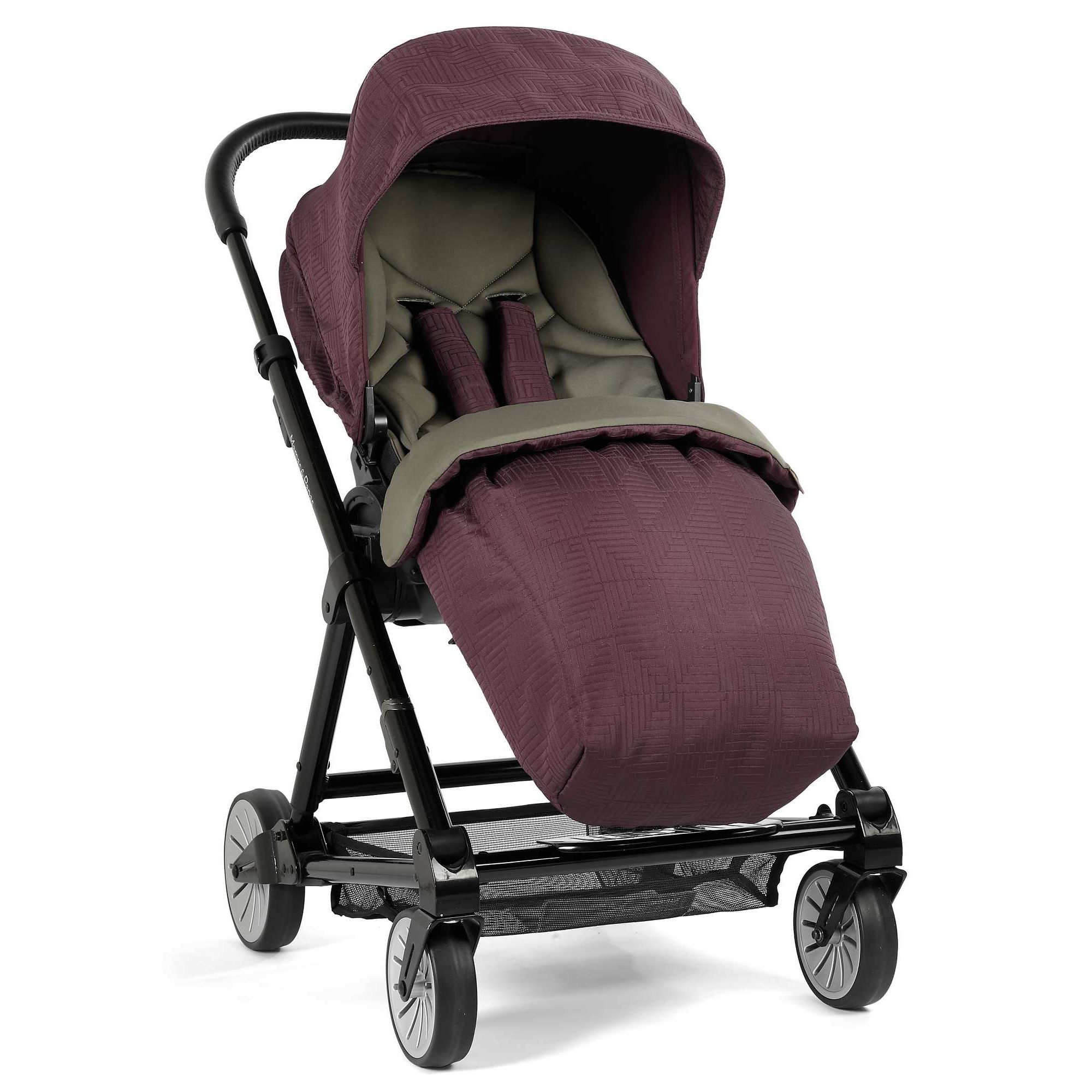 Mamas & Papas - Urbo Elite - Mulberry at Tesco Direct