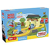 Mega Bloks Junior Builders Thomas & Friends Tidmouth Sheds
