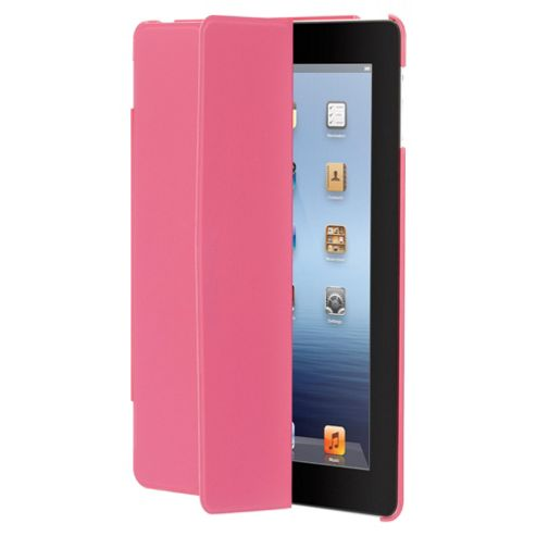 Griffin Intellicase for Apple iPad 3/iPad 2 Case & Stand - Pink