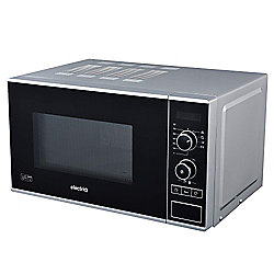 ElectriQ EIQMW8BEP 20 Litre 800W Microwave In Black