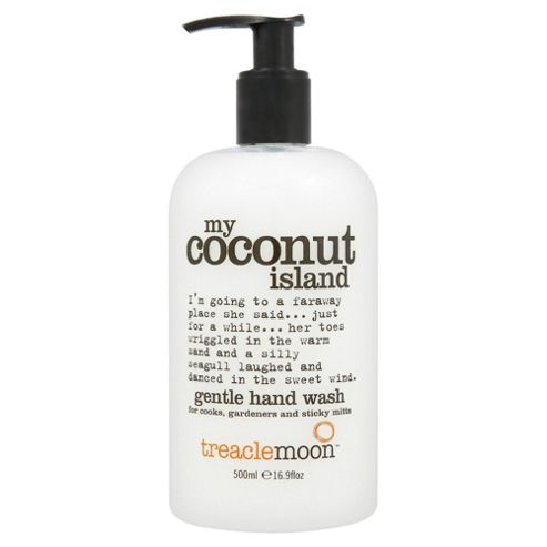 Treacle Moon My C/Nut Island Handwash 500Ml