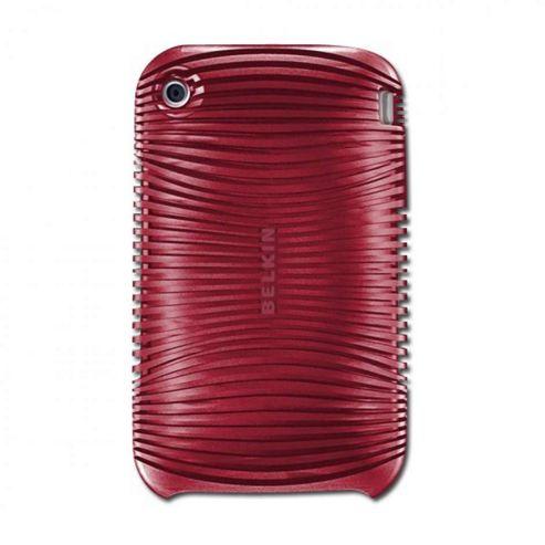 Belkin Components Z460 Grip Ergo Case - Red