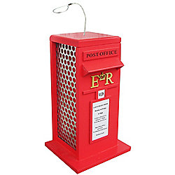 Post Box Bird Feeder