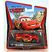 Disney Pixar Cars 2 Die Cast Lightning Mcqueen #3