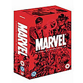 Marvel 4 Animated Features Collection (4 Discs) (DVD Boxset)