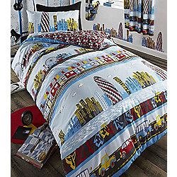 Inner City Single Duvet