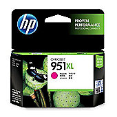 HP 951XL Ink Cartridge for HP Officejet Pro 8100 Officejet Pro 8600 - Magenta