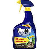 Weedol Pathclear Weedkiller 1L RTU