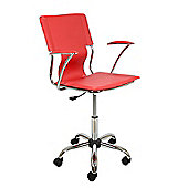 Style Office Chair Red