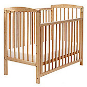 Toddletime Capri Dropside Space Saver Cot (Beech)