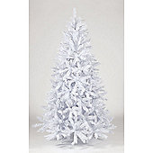 6ft White Princess Pine Christmas Tree