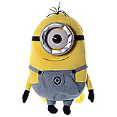 Despicable Me Minions Stuart Soft Toy Backpack
