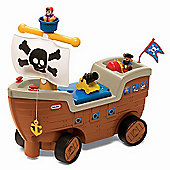 Little Tikes 2 in 1 Pirate Ship
