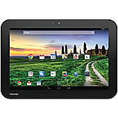 Toshiba Excite Pure AT10-A-104 (10.1 inch) Tablet PC nVidia Tegra 3 PLUS Toshiba Bluetooth Keyboard Cover UK