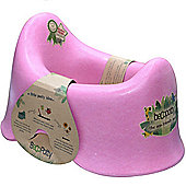 Becopotty Eco-Friendly Biodegradable Potty - Pink