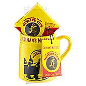 Colemans Mustard Mug Gift Set