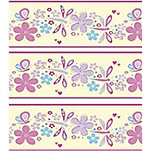 Dragonflies Wallpaper Border