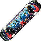 Renner A Series Graffiti Complete Skateboard