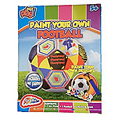 Grafix Just Play Paint your own Football