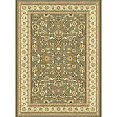 Mastercraft Rugs Noble Art Green Rug - 135cm x 200cm