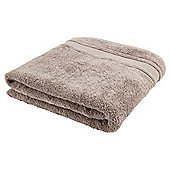 Finest Pima Cotton Bath Sheet - Taupe