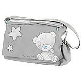 Obaby Changing Bag Tiny Tatty Teddy Grey
