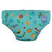 Bambino Mio Swim Nappy (Extra Large Under the Sea 12-15kg)