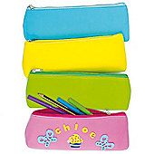 Foam Pencil Cases (Pack of 4)