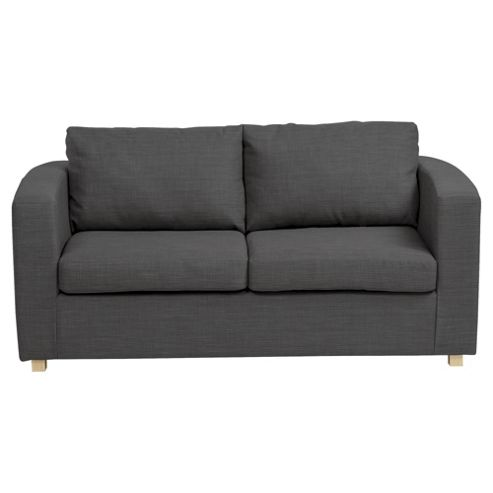 Buy Maison 2 Seater Fabric Sofa Bed Slate From Our Sofa