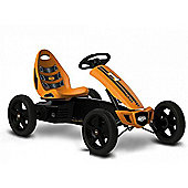 Rally Orange Go Kart
