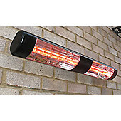 Victory Lighting Dual Heater in Black