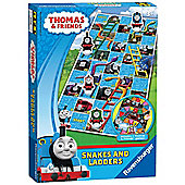 Ravensburger Thomas & Friends Game Snakes and Ladders Puzzle