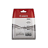 Canon PGI-520 Black Ink Cartridge (Twin Pack)