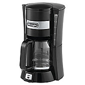 DeLonghi ICM15210 Coffee Machine, Black