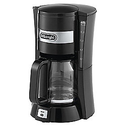 DeLonghi ICM15210 Coffee Machine – Black