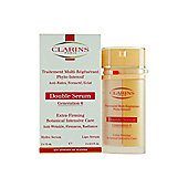 Clarins Generation 6 Extra Firming Botanical Intensice Care Hydro Serum 15ml x2 + Lipo Serum 0.5ml x2