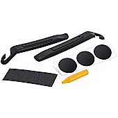 Acor Glueless Puncture Repair Kit. 10 Piece Patch Kit