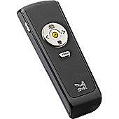 SMK-Link VP4550 Presentation Pointer - Laser - Wireless - 5 Button(s) - Black