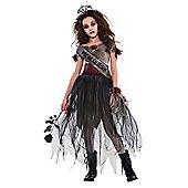 Prombie Queen - Child Costume 8-10 years