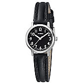 M-Watch Swiss Made Black & White Ladies Classic Watch - A658.30546.03
