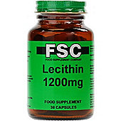 Fsc Lecithin 1200Mg 30 Capsules